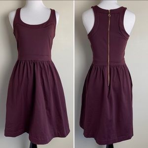 Cynthia Rowley Fit & Flare Dress with Pockets!